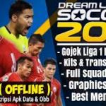 Download Dream League Soccer 2019 Mod APK Liga Gojek Indonesia